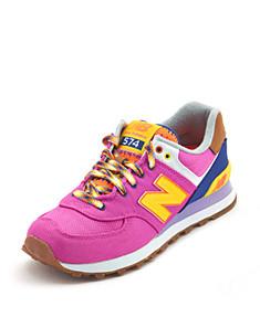 574系列 女子紫色经典鞋 紫色