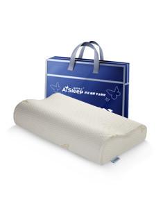 睡眠博士B型温感型记忆枕S50*30*7/10cm 米白色