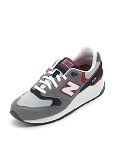 999系类 中性深灰色经典鞋 灰色