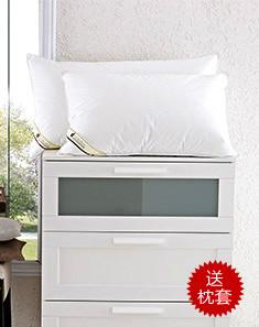 威斯汀天梦之床总统套房30%白鹅绒枕芯91*51cm(送枕套/单只装)